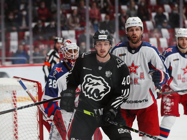 «Трактор» впервые за четыре с половиной года обыграл ЦСКА на своем льду