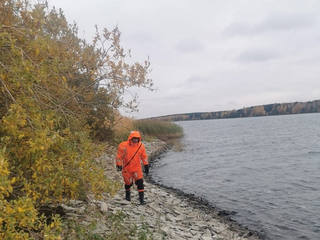 В Челябинской области завершены поиски утонувшего рыбака