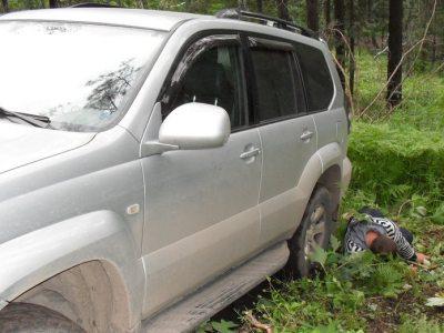 Южноуральские полицейские поймали водителя-убийцу из Тюмени