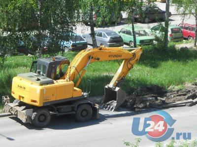 В Озёрске сорван первый этап дорожных ремонтов