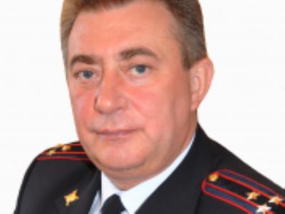 Путин освободил от должности замначальника областного ГУ МВД Сергея Титова