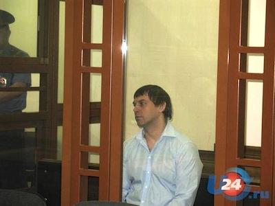 Главарю Турбазовских дали 13 лет строгача, полтора из них он уже отсидел