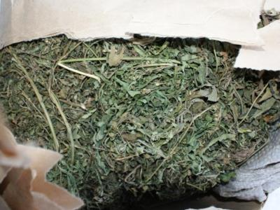 В Кундравах задержан мужчина с тремя килограммами марихуаны