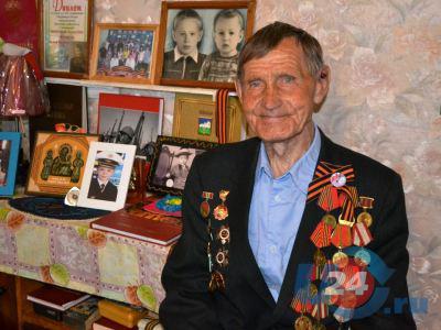В Аше сегодня празднует свой 90-летний юбилей ветеран войны
