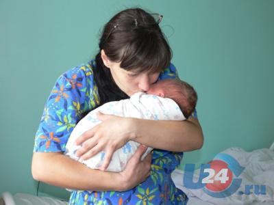 Беженка из Луганска родила в Кыштыме здорового мальчика