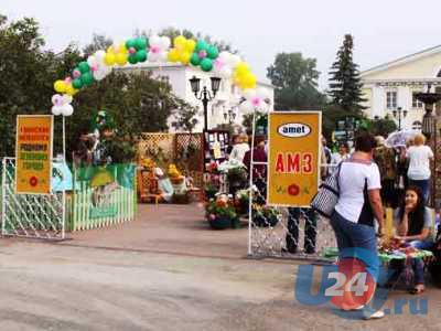 Уик-энд в Аше: два фестиваля, общегородская зарядка, крестный ход и цветы с овощами