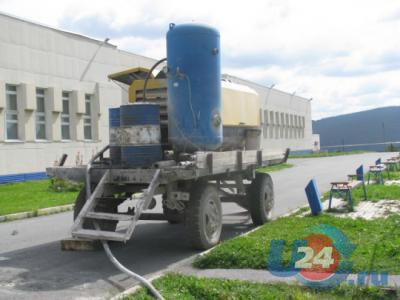 Потренировался - отдохни: спорткомплекс в Усть-Катаве украсили новые скамейки