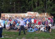 В кыштымской школе им.Гагарина был организован VI робототехнический лагерь