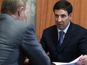 Встреча губернатора с президентом России