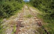 При попытке украсть железнодорожные рельсы был задержан житель Миасса