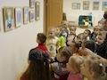 В Миассе состоялась детская выставка картин