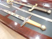 40 экспонатов потерянной оружейной коллекции нашли в доме умершего художника в Златоусте