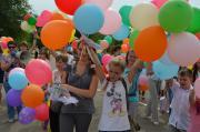 В центре посёлка Строителей прошло праздничное мероприятие