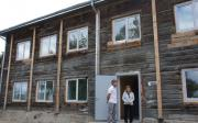 В посёлке Нижний Атлян почти завершён ремонт детского сада