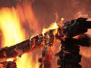 Пожар в коллективном саду