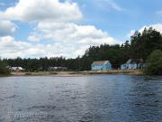 Металлические заборы препятствуют свободному доступу к озеру Сунгуль