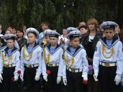В школе №126 открылся кадетский класс