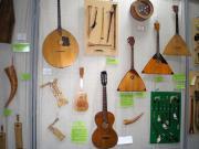 Уникальная выставка музыкальных инструментов и костюмов народов Евразии