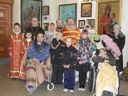 Депутаты и прихожане церкви исполнили мечту инвалида-колясочника