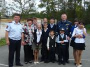 Детский дом посетили полицейские и представители общественного совета