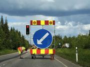 Заявка на ремонт дороги Миасс-Сыростан
