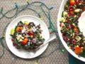 Без мимозы и оливье: 10 оригинальных и вкусных салатов к новогоднему столу