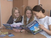 Школьницы из 25-ой школы провели каникулы в Вашингтоне