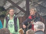 На Чёрной скале состоялся первый фестиваль стихов и песен