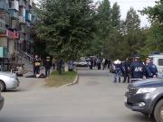 Горячая новость: труп в самом центре Южноуральска