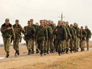 Cовместное учение с миротворческими силами шести стран