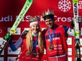 Швейцарские спортсмены выиграли Кубок мира по фристайлу в «Солнечной долине»