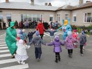 Сегодня в детском саду деревни Боровое Чебаркульского района открылась новая группа