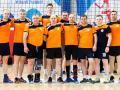 Сборная АЗ «УРАЛ» завоевала победу в турнире по волейболу