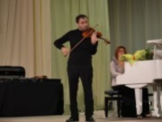 Музыка великих мастеров на кыштымской сцене