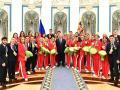 Владимир Путин вручил госнаграды победителям Олимпиады в Токио