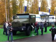 Эксклюзив: миасские машины покоряют милитари-шоу!