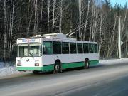 С октября в Миассе троллейбусы будут ходить лишь до 21:00