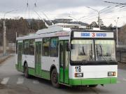 Движение троллейбусов в вечерние часы будет восстановлено