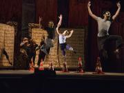 Современный балет в челябинском оперном
