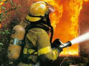 Трехлетний мальчик погиб при пожаре