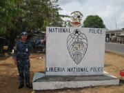 Российский полицейский спас ребенка от жертвоприношения в Либерии