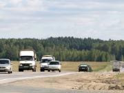 На трассе возле поселка Биргильды столкнулись грузовики
