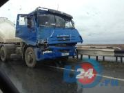 Фоторепортаж: авария на М5