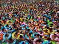 Забавное видео про китайцев в бассейне