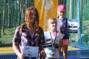 В субботу на озере Инышко прошли первые открытые соревнования Урала по кабельному вейкбордингу