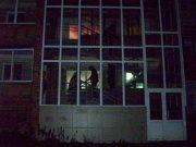 Обитатели Дома ветеранов в Златоусте отработали действия при пожаре