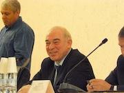Видеорепортаж с сессии депутатов