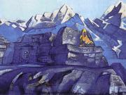 В Челябинске пройдет выставка работ Николая Рериха