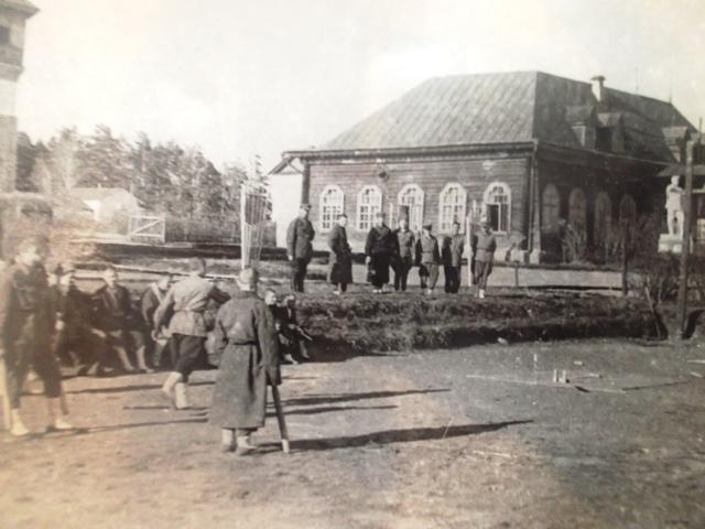 1940-е гг. Источник: https://u24.ru/news/43288/kumysolechebnica-evakogospital-i-tubsanatoriy-neprostaya