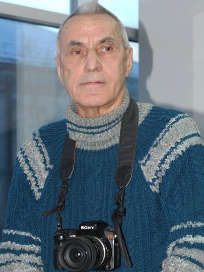 Миасский фотохудожник Михаил Терентьев отмечает юбилей - Новости Миасса - u24.ru